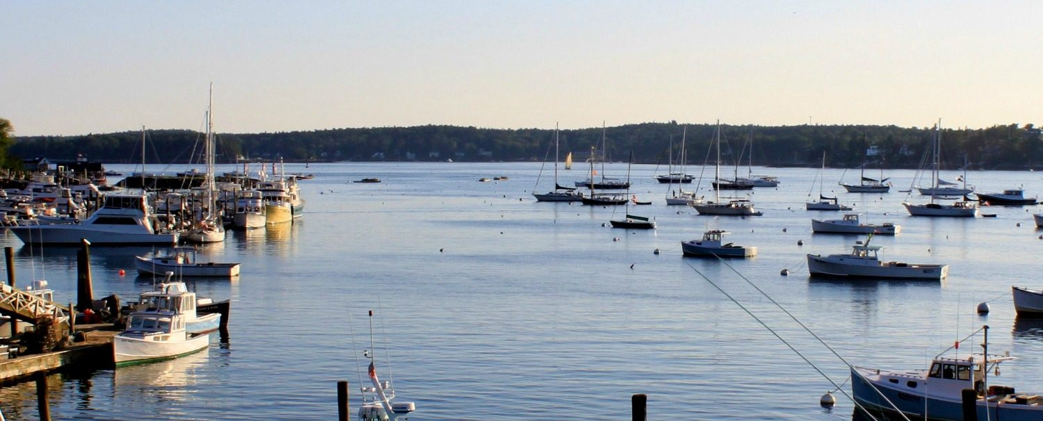 Boothbay Harbor cruises