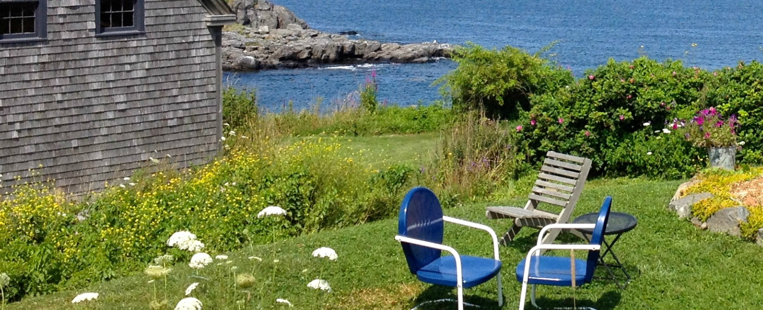 View outside of Monhegan Brewing Company
