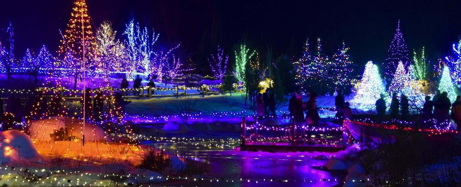 3 Of The Best Reasons To Attend Gardens Aglow This Year Topside Inn