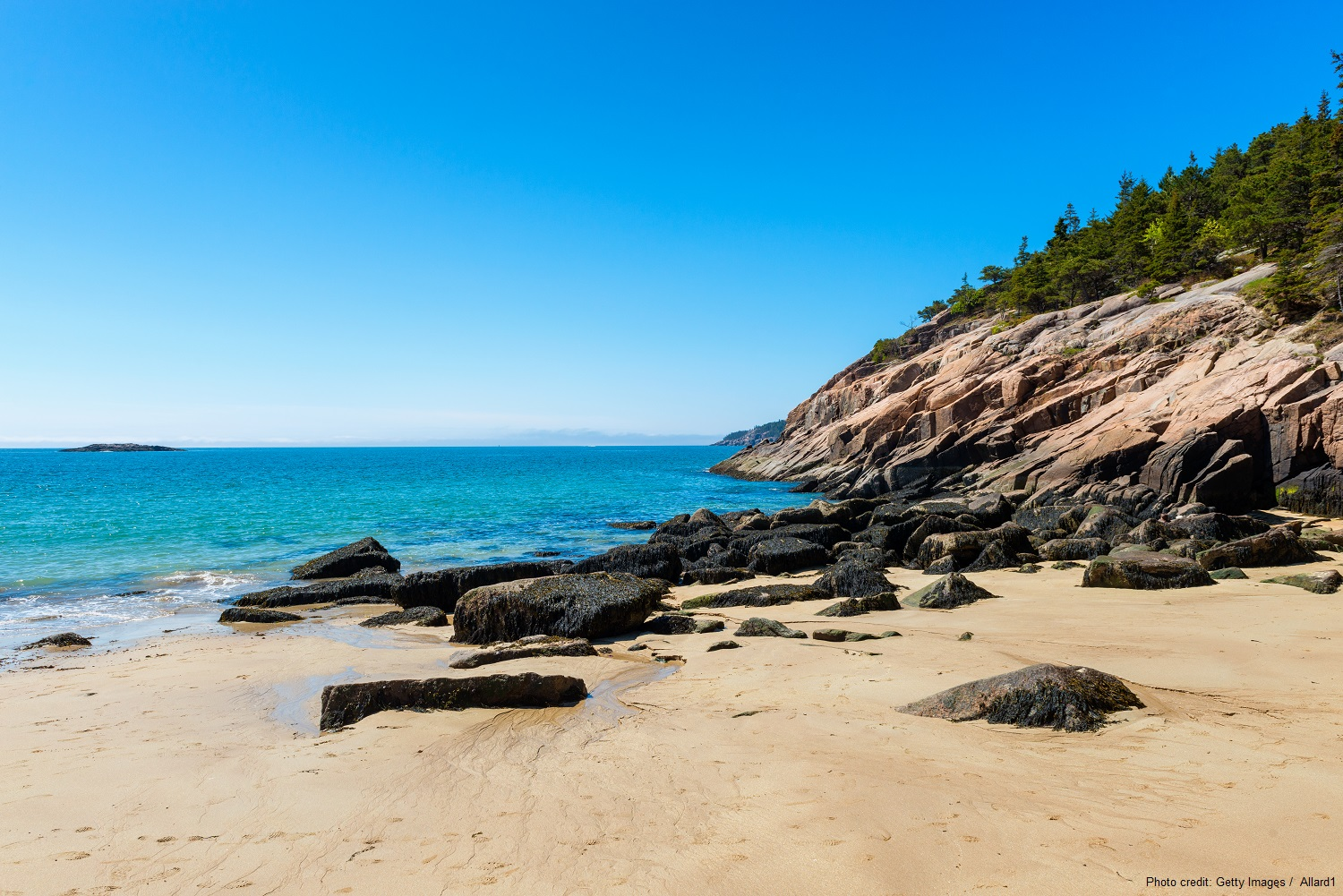 Beautiful Places To Visit Maine Wonderful Place