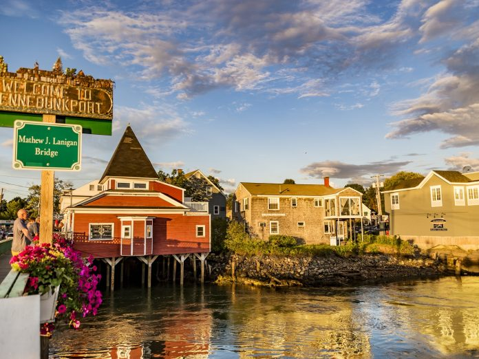 This beautiful waterfront community is home to the Kennebunkport Festival