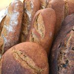 Bread at the Boothbay Farmers Market