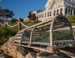 crab trap at topside inn
