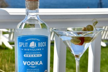 Topside Inn in Boothbay Harbor, Maine. 2018 beverage offerings. All images created by Liz Davenport of Convinced Photography. www.convincedphotography.com