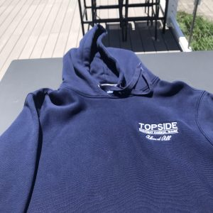 Topside Hooded Sweatshirt