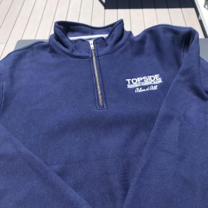 Topside Inn Quarter Zip