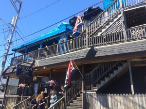 Boathouse Bistro, one of the best Boothbay Harbor restaurants