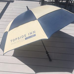 Topside Inn Signature Umbrella