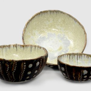 Sea Urchin Series Bowls by Ae Home