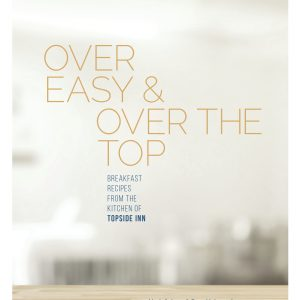 Cover of official Topside Inn Cookbook